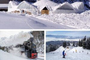 3 Romanian places to visit this winter