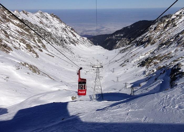 Romanian places to visit_Bâlea Lac Ice Hotel