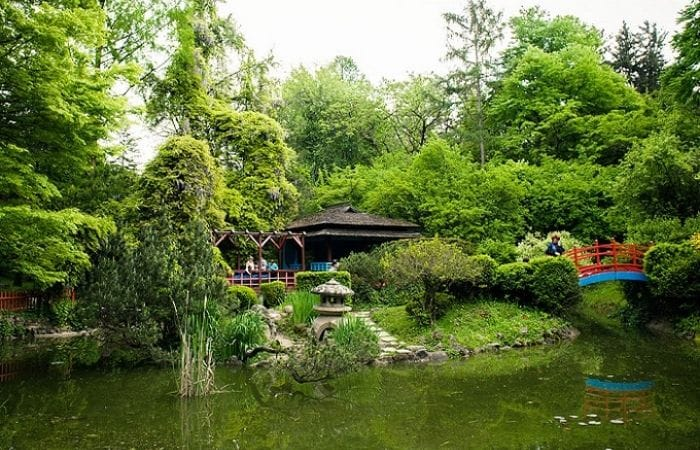 places to visit in Cluj_Botanical Garden