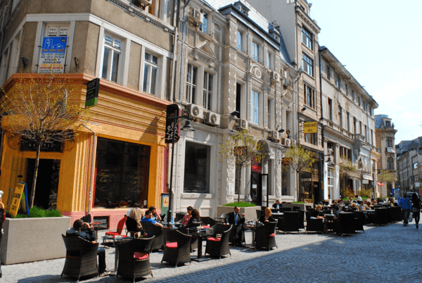 first time in Bucharest_Old Town
