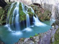 nature attractions in Romania