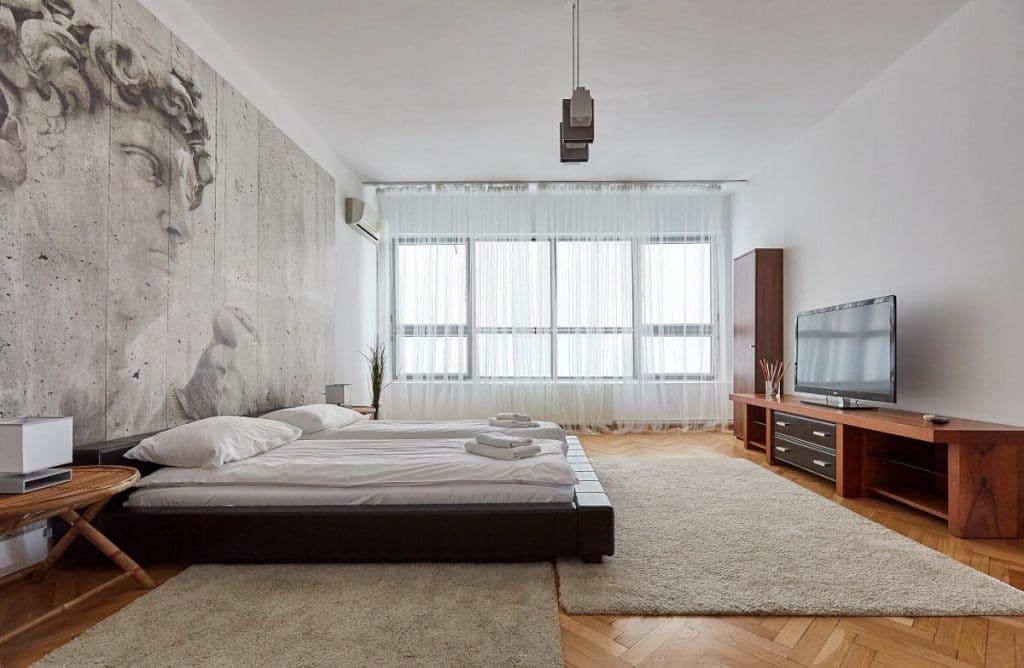 two bedroom apartment_Bucharest