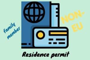 Romanian residence permit application for non-EU – family members