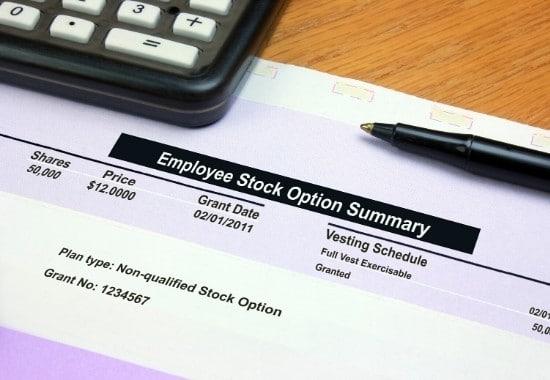 stock option plan Romanian taxation rules