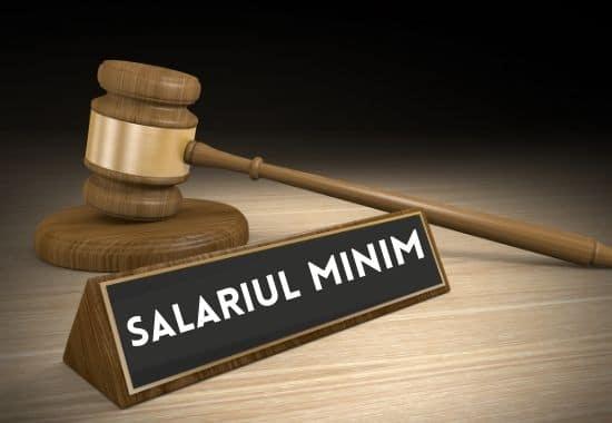 salariul minim pentru 2021