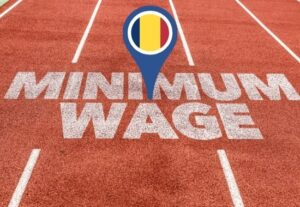 Romanian minimum gross salary, the third lowest from the EU countries
