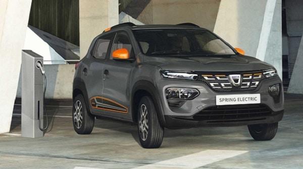 Dacia electric vehicle