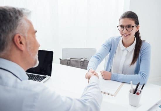 interviu de succes într-un job nou