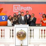 UiPath raised 1.34 billion USD
