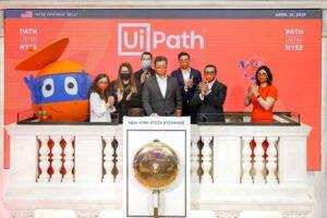 How UiPath raised 1.34 billion USD through the recent IPO