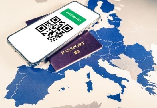 digital green certificate proposed by EU