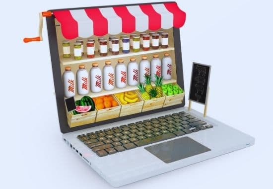 sale of products via marketplaces
