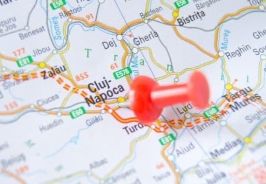 traveling to Cluj-Napoca